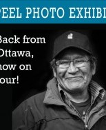 Peel Portrait Project Photo Exhibit on Northern Tour image