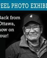 Peel Portrait Project Photo Exhibit on Northern Tour image