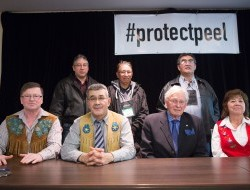 Yukon Supreme Court hearing on Peel watershed begins photo