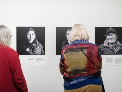 The Peel Portrait Gallery debuts in Ottawa © Justin Van Leeuwen